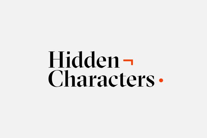 Hidden Characters 1