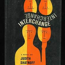 <cite>Interchange</cite> by Judith Shatnoff, 1st edition