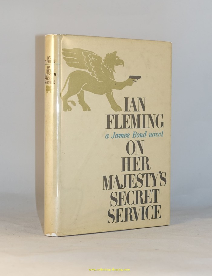 """Part of the so called ""Taiwanese Pirate"" editions of the Fleming titles. These unofficial copies ""borrow"" the content and text from UK and US publications (Pan, Cape, Viking, NAL). The dust jacket artwork is a curious mix of elements stolen from the original books and locally designed artwork."" — Collecting Fleming"