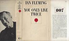 <cite>You Only Live Twice</cite>, New American Library edition