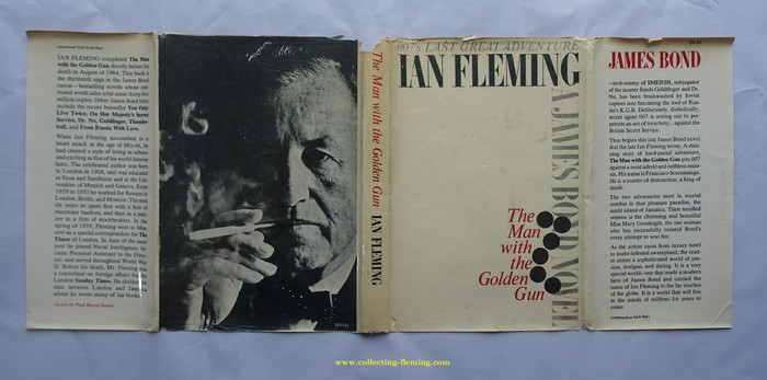 """Part of the so called ""Taiwanese Pirate"" series of the Fleming titles. These unofficial copies ""borrow"" the content and text from UK and US publications (Pan, Cape, Viking, NAL). The dust jacket artwork is a curious mix of elements stolen from the original books and locally designed artwork."" — Collecting Fleming"