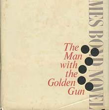 <cite>The Man with the Golden Gun</cite>, New American Library edition