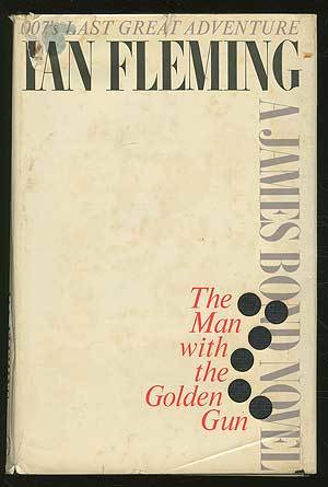 The Man with the Golden Gun, New American Library edition 2