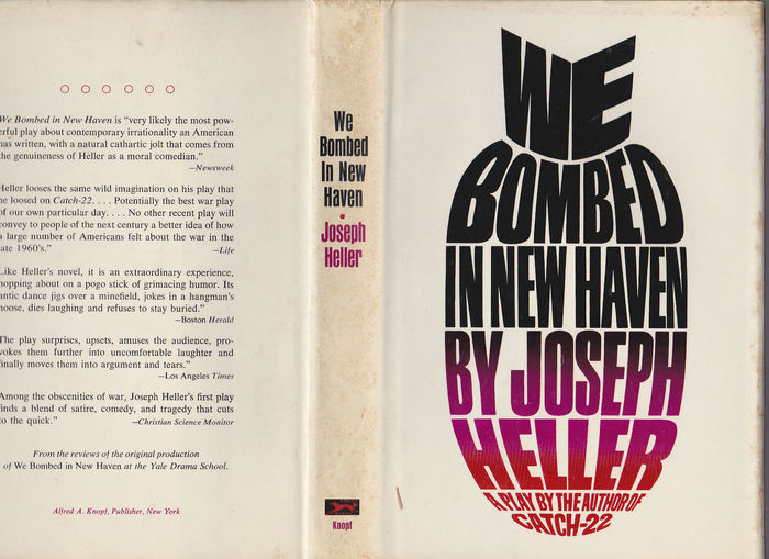 We Bombed in New Haven, first edition 2