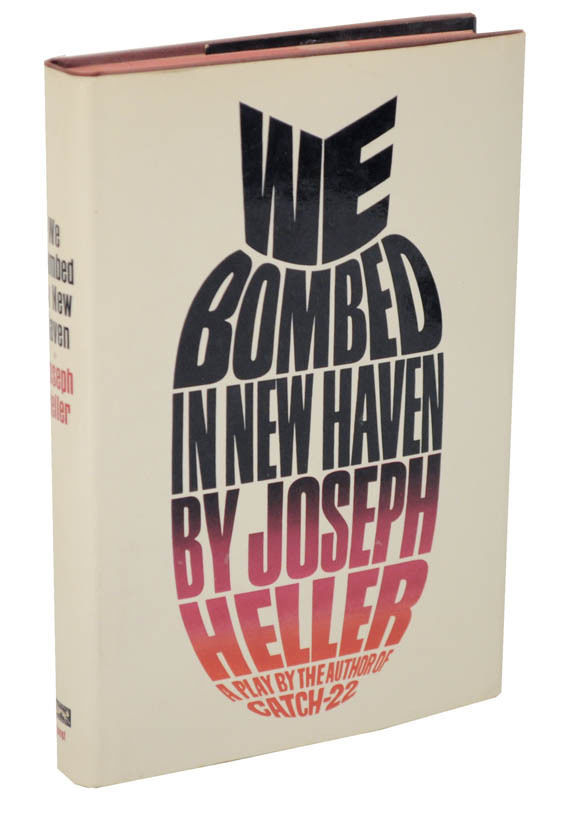 We Bombed in New Haven, first edition 3