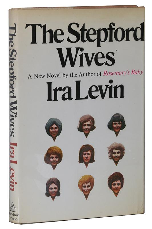 The Stepford Wives, first edition 3