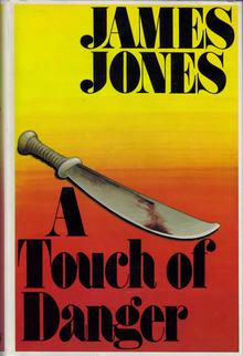 <cite>A Touch of Danger</cite>, first edition