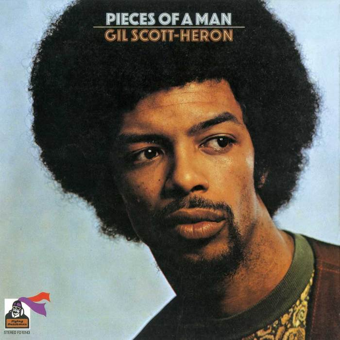 Gil Scott-Heron – Pieces of a Man album art
