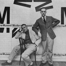 Moderna Museet poster series