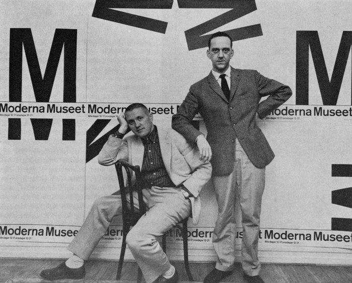 Moderna Museet poster series 2