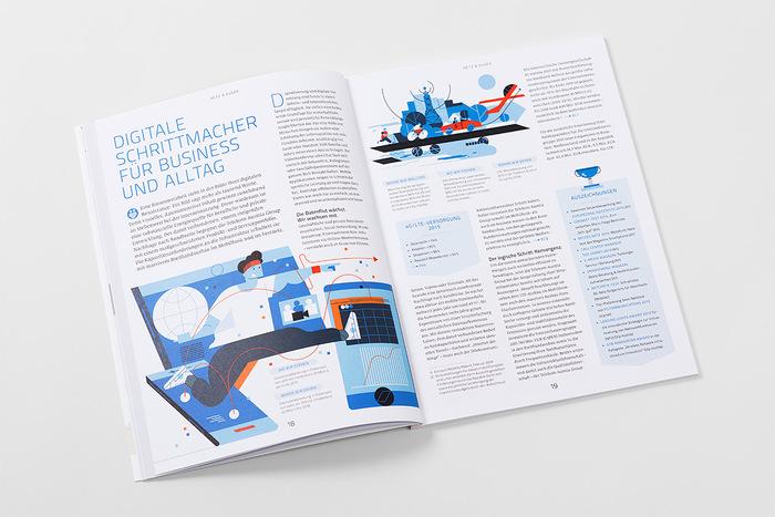 Fortschritt für Schritt. Telekom Austria Sustainability Report 2015/2016 5