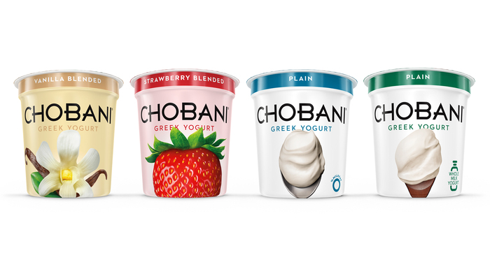 Chobani identity and packaging 2