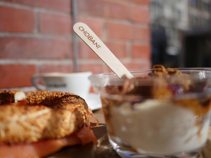 Chobani Soho Cafe in New York.