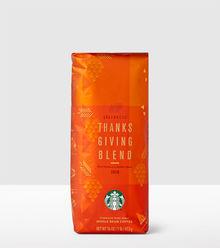 Starbucks coffee beans packaging