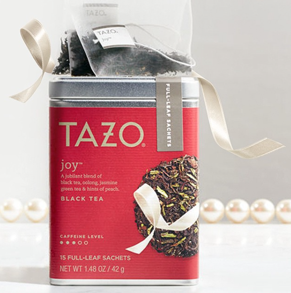 Tazo identity and packaging 1
