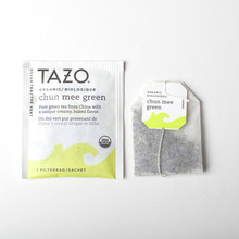 Tazo identity and packaging