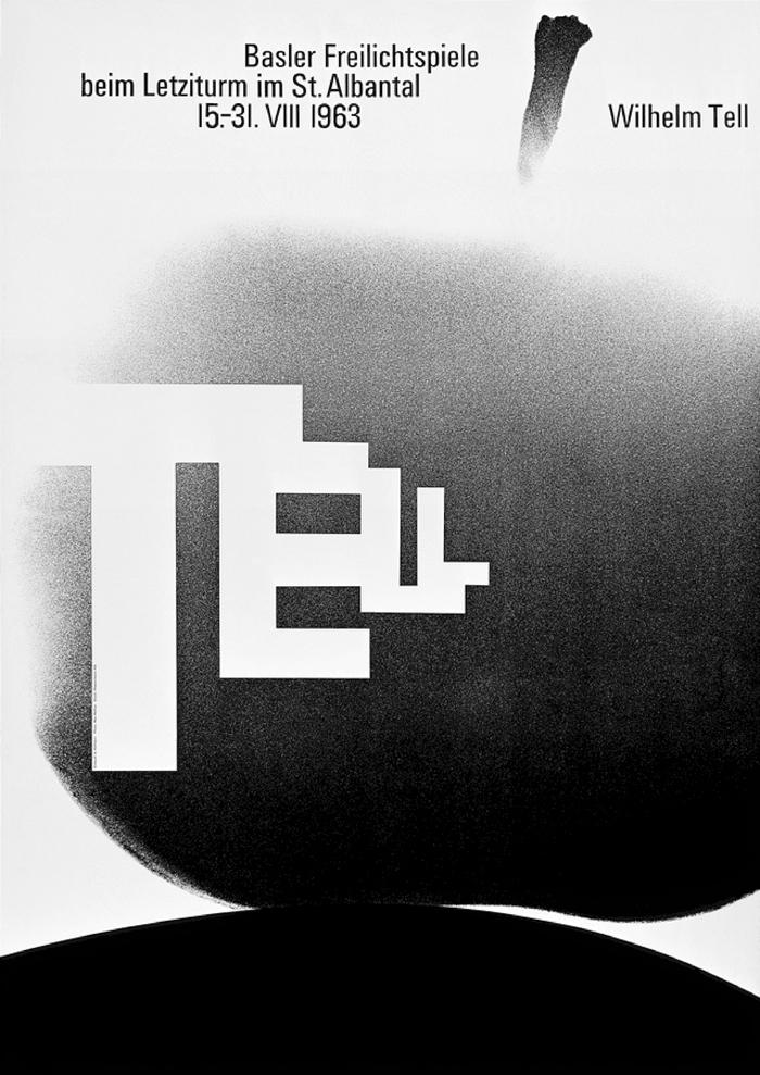 Wilhem Tell, Basler Freilichtspiele 1963