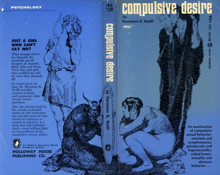 Compulsive Desire by Hermann K. Wolff