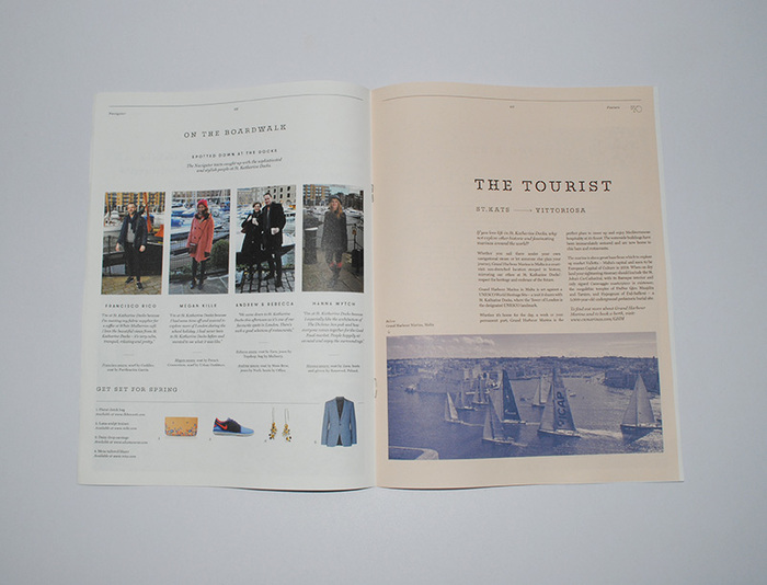 St. Katharine Docks, London quarterly newsletter 3