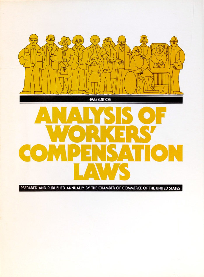 1978 Analysis of Workers' Compensation Laws
