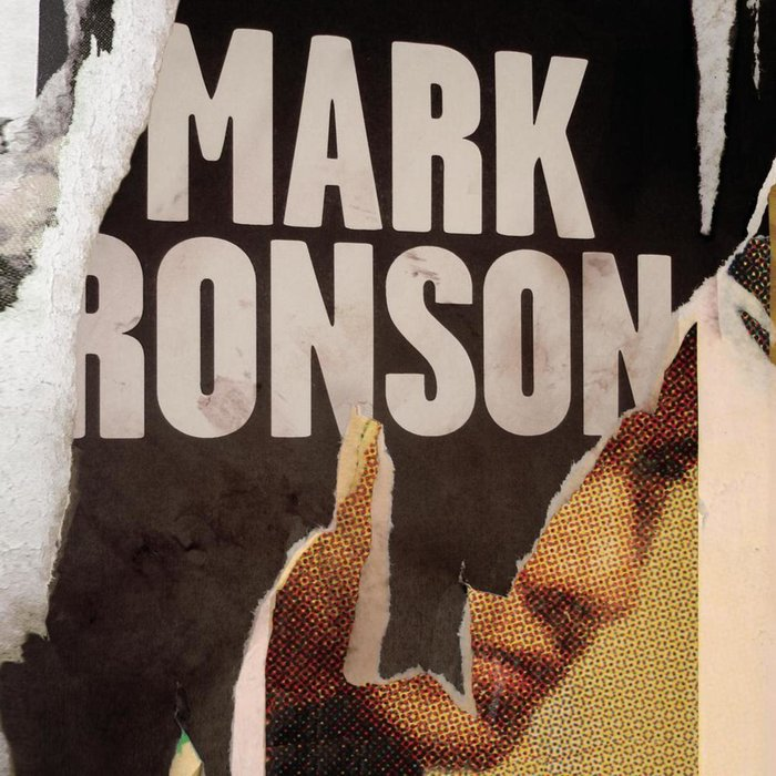 Mark Ronson – Version album art & marketing 4