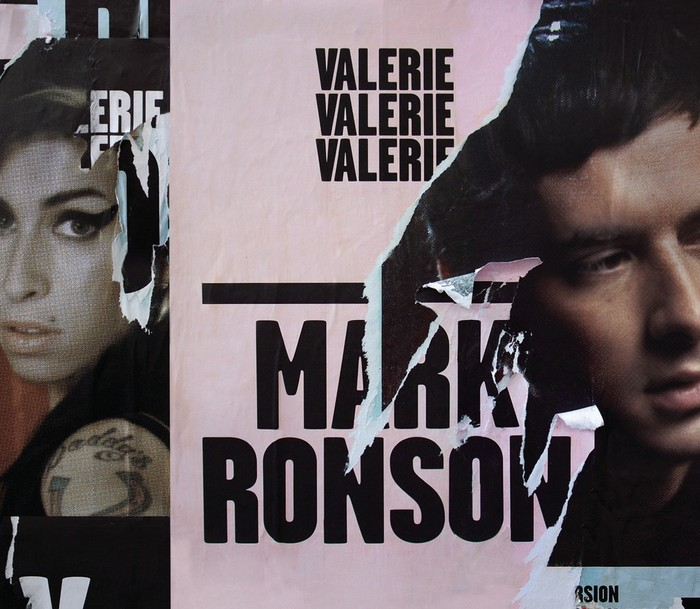 Mark Ronson – Version album art & marketing 6