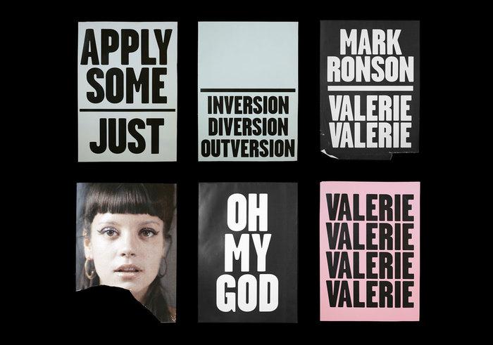 Mark Ronson – Version album art & marketing 11
