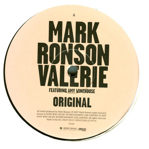 Mark Ronson – Version album art & marketing 9
