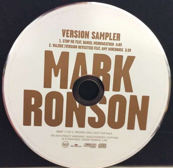 Mark Ronson – Version album art & marketing 5