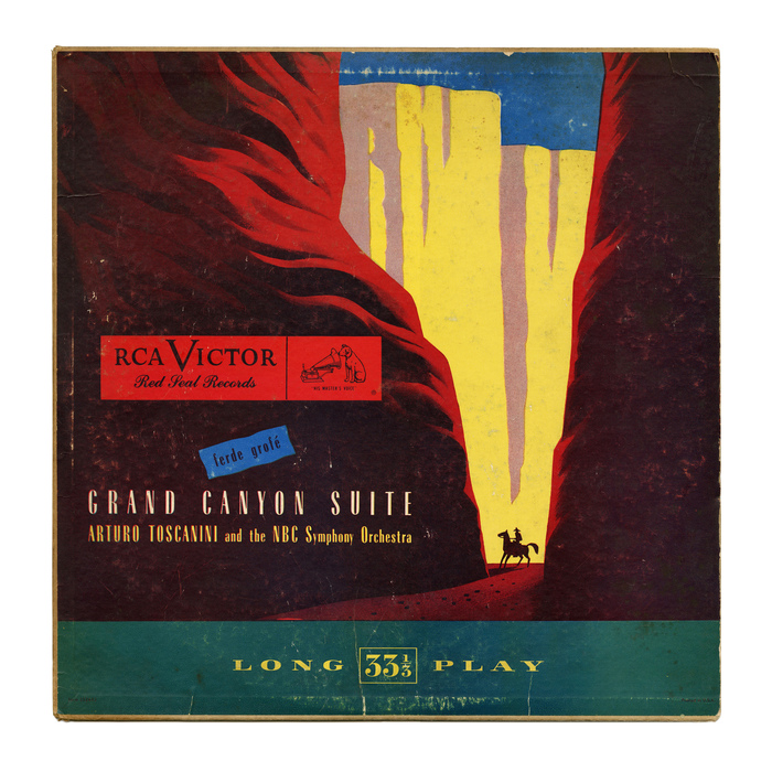 Arturo Toscanini and the NBC Symphony Orchestra – Grand Canyon Suite