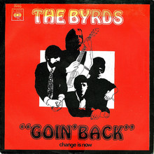 """Goin' Back"" by The Byrds (NL, 1967)"