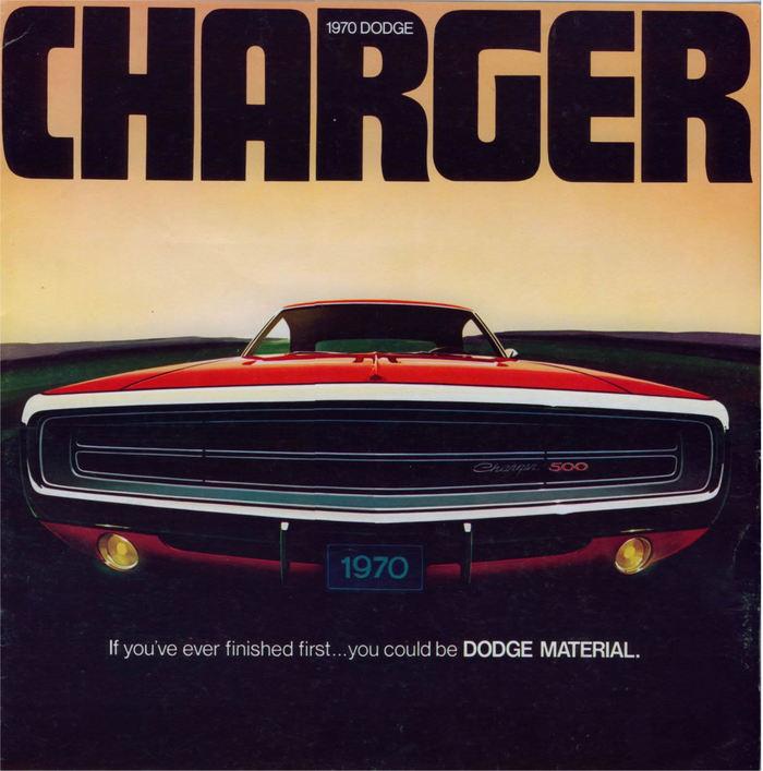 Dodge Charger leaflet (1970) 1