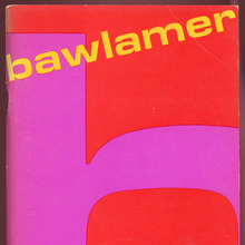 <cite>bawlamer: an informal guide to a livelier baltimore</cite>