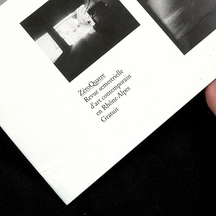 ZéroQuatre, nº6, Printemps 2010 3