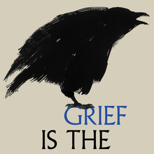 <cite>Grief is the Thing with Feathers</cite> by Max Porter