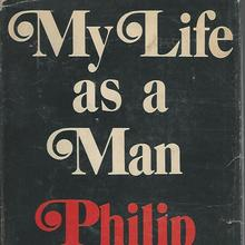 <cite>My Life as a Man</cite>, first edition
