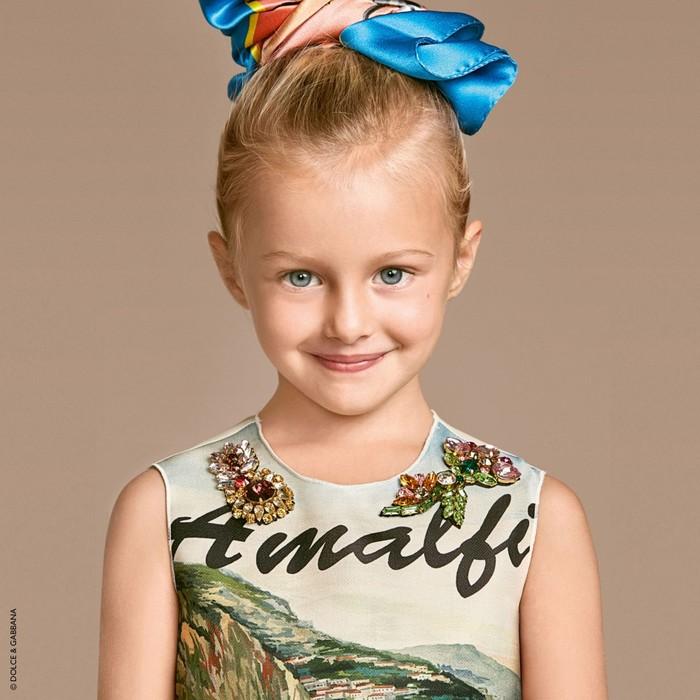 """Dolce & Gabbana's """"Amalfi"""" dress 1"""
