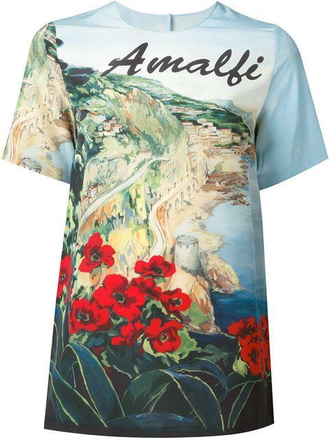 """Dolce & Gabbana's """"Amalfi"""" dress 2"""