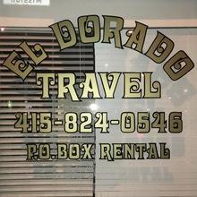 El Dorado Travel, San Francisco