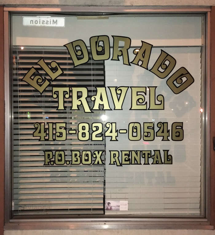 El Dorado Travel, San Francisco