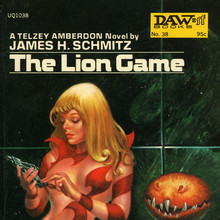 <cite>The Lion Game</cite> by James H. Schmitz