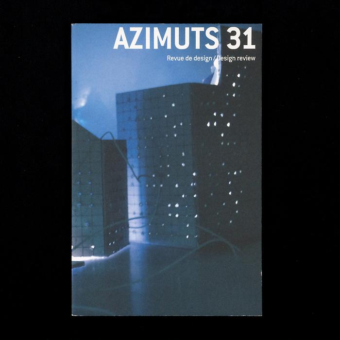 Azimuts, nº31 1