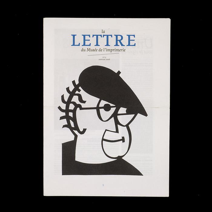 La Lettre du Musée, nº13, janvier 2008 1