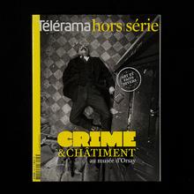 """""""Crime et châtiment"""", <cite>Télérama</cite> magazine"""