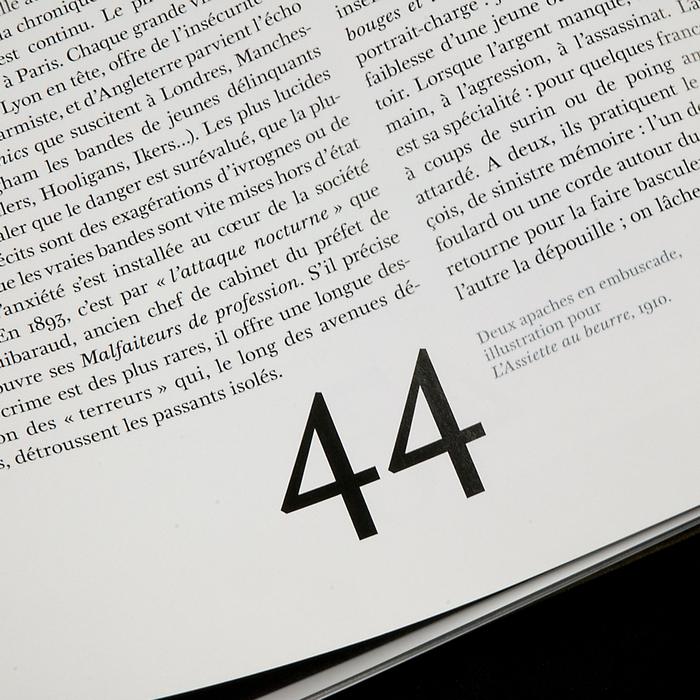 """""""Crime et châtiment"""", Télérama magazine 3"""