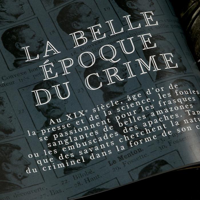 """""""Crime et châtiment"""", Télérama magazine 2"""