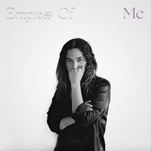 Empress Of – <cite>Me</cite> and <cite>Woman is a Word</cite> album art