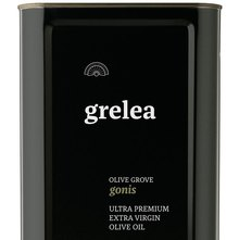 Of the Greek Earth identity and Grelea Olive Oil packaging