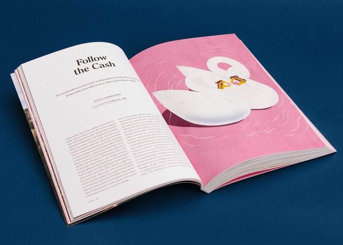 LSTW magazine, issue 01 2