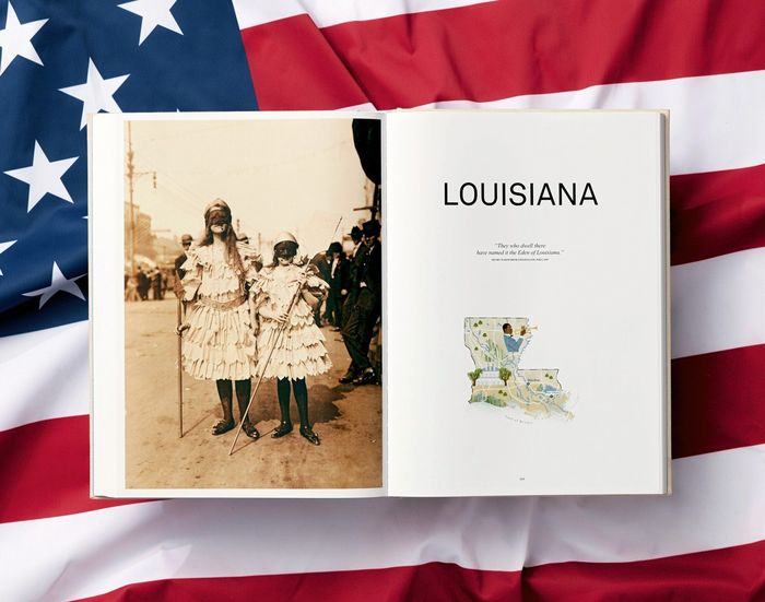The United States of America, Taschen with National Geographic 4